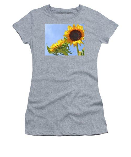 August Sunshine Women's T-Shirt (Athletic Fit)