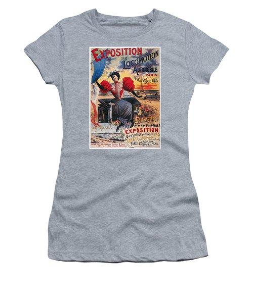 Auto Exposition, 1895 Women's T-Shirt
