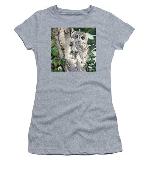 Barred Owl II Women's T-Shirt