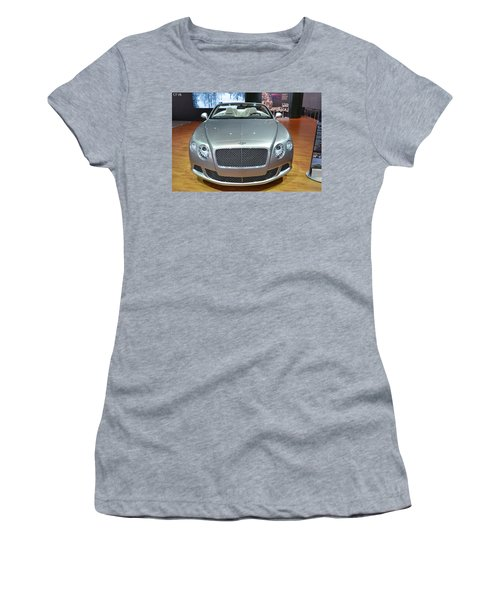 Bentley Starting Price Just Below 200 000 Women's T-Shirt