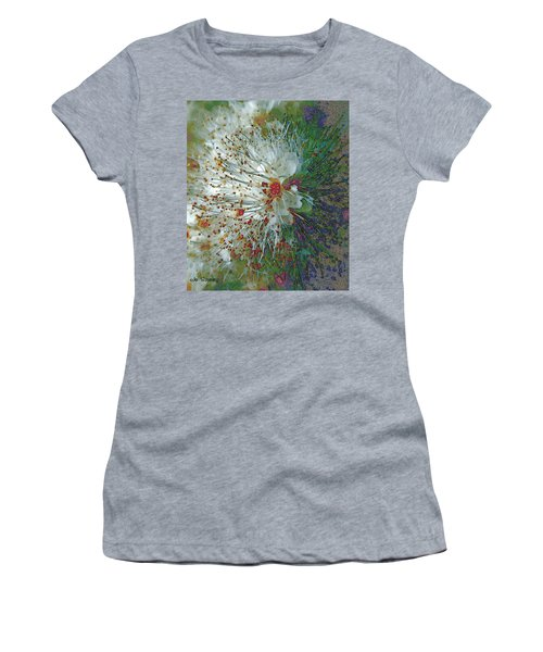 Bouquet Of Snowflakes Women's T-Shirt (Athletic Fit)