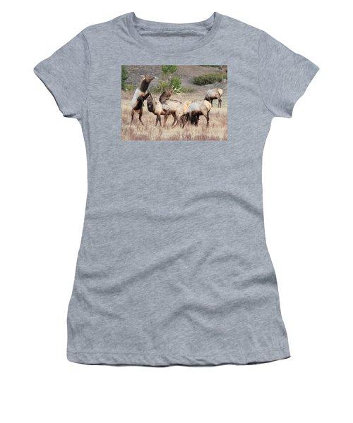 Boxing Match Women's T-Shirt