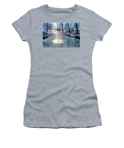 Breaking Ice Women's T-Shirt