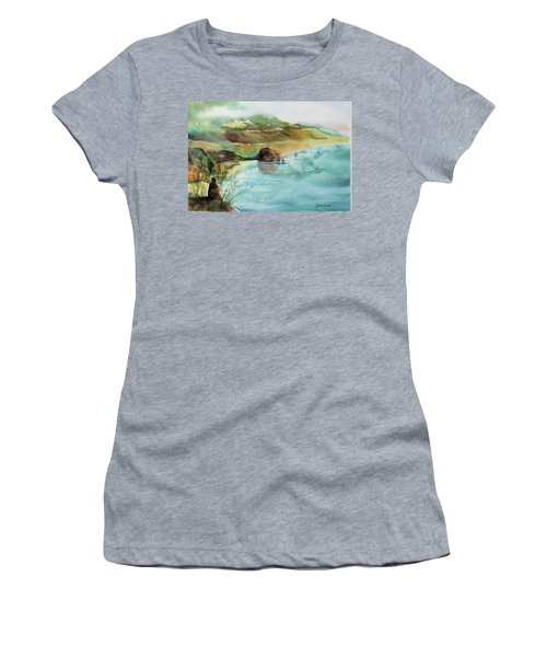 California Dreaming Women's T-Shirt