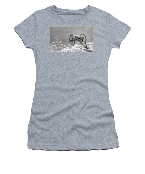 Cannon Women's T-Shirt (Athletic Fit)