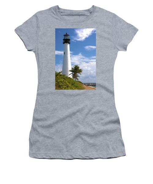 Cape Florida Lighthouse Women's T-Shirt
