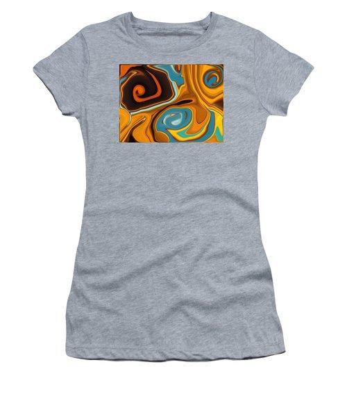 Caramel Dreams Women's T-Shirt (Athletic Fit)