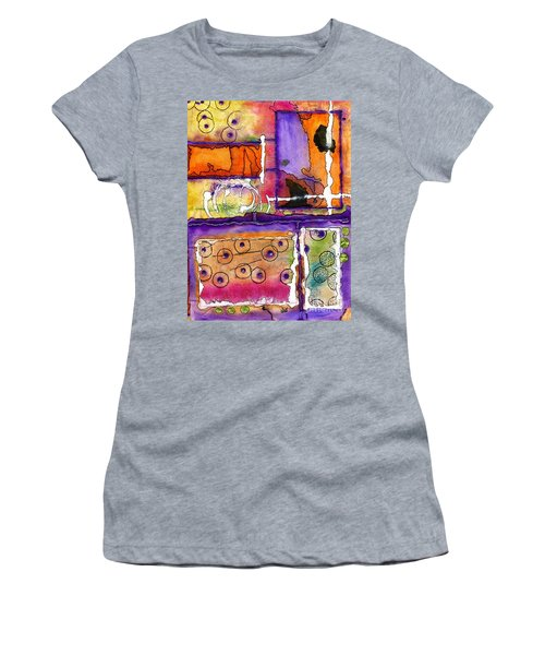 Cheery Thoughts - Warm Wishes Women's T-Shirt