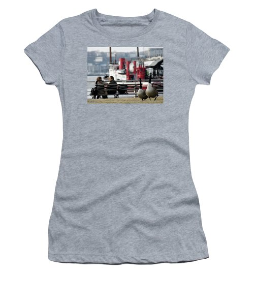 City Geese Women's T-Shirt