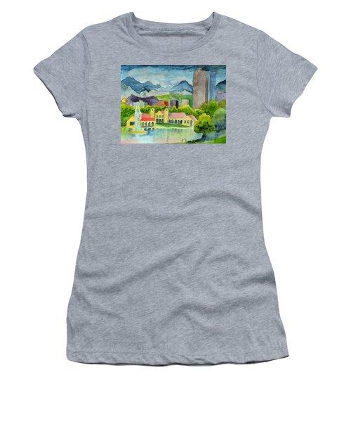 City Park Wonderland Summer Women's T-Shirt