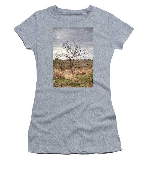 Color - Country Tree Women's T-Shirt