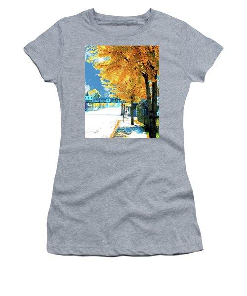 Cooper Street Memphis Women's T-Shirt (Athletic Fit)