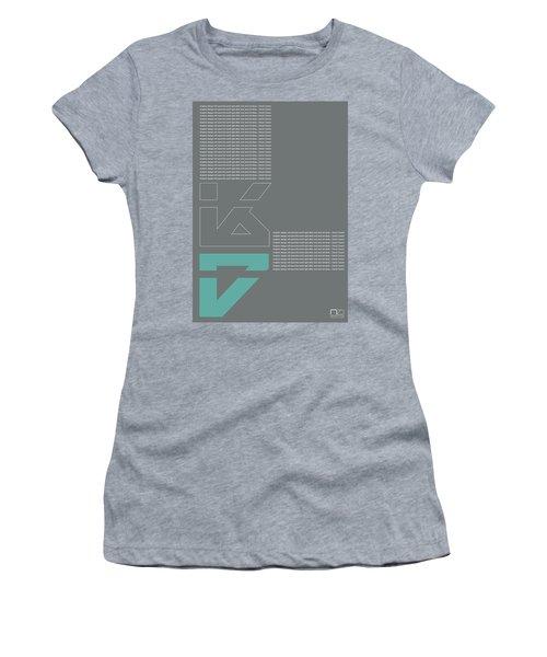 David Carson Poster Women's T-Shirt