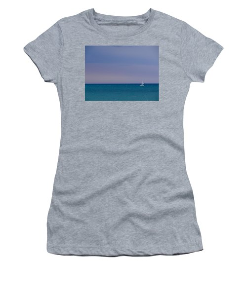 Women's T-Shirt (Junior Cut) featuring the photograph Desiderata by Julia Wilcox