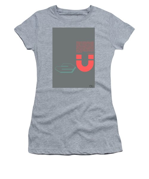 Douglas Martin Poster Women's T-Shirt