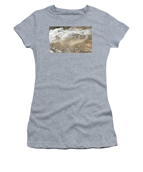 Dust Storm In The Taklimakan Desert Women's T-Shirt