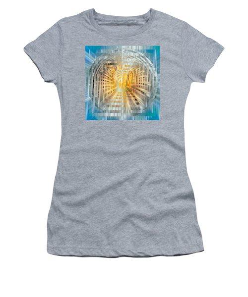 Escrow Vault Women's T-Shirt (Athletic Fit)