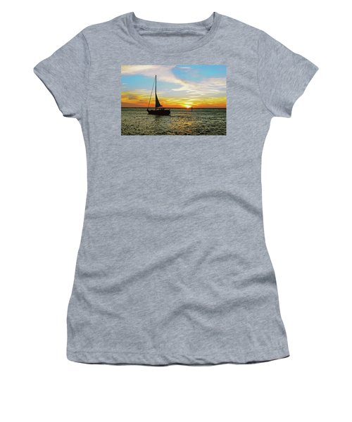 Evening Sailing Women's T-Shirt