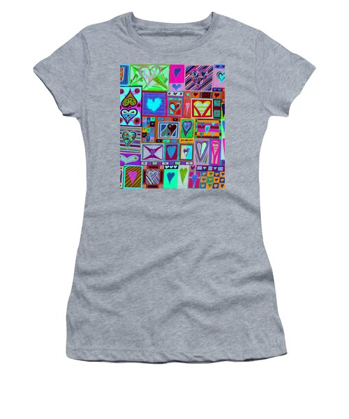 find U'r love found v1 Women's T-Shirt