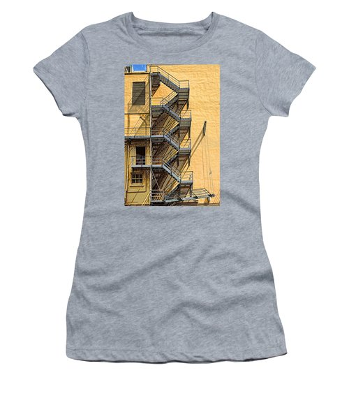 Fire Escape Women's T-Shirt