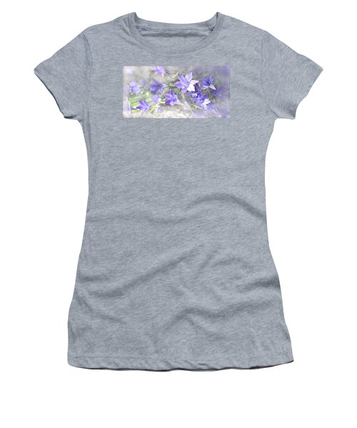 Women's T-Shirt (Junior Cut) featuring the photograph From My Garden by Kume Bryant