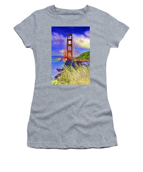 Golden Gate Bridge - 6 Women's T-Shirt