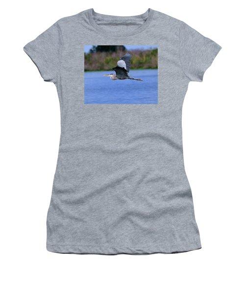 Great Blue Inflight Women's T-Shirt