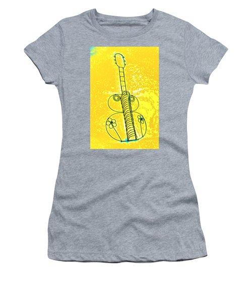 Guitar 2c Women's T-Shirt