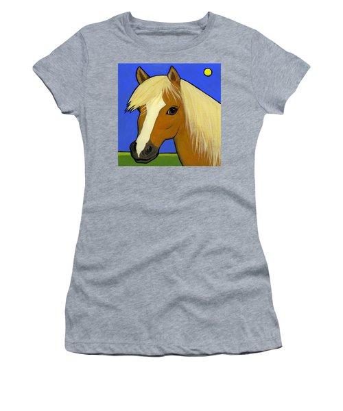 Halfinger Women's T-Shirt (Athletic Fit)
