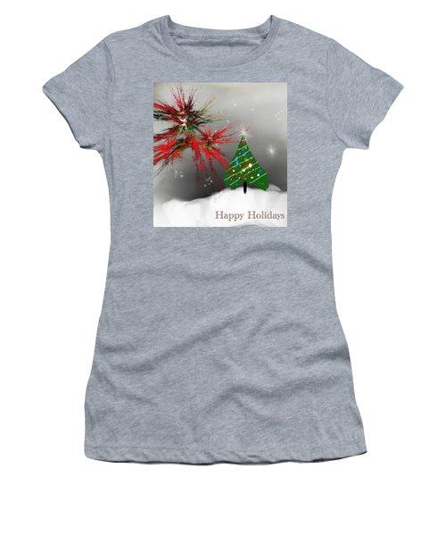 Holiday Card 2011a Women's T-Shirt