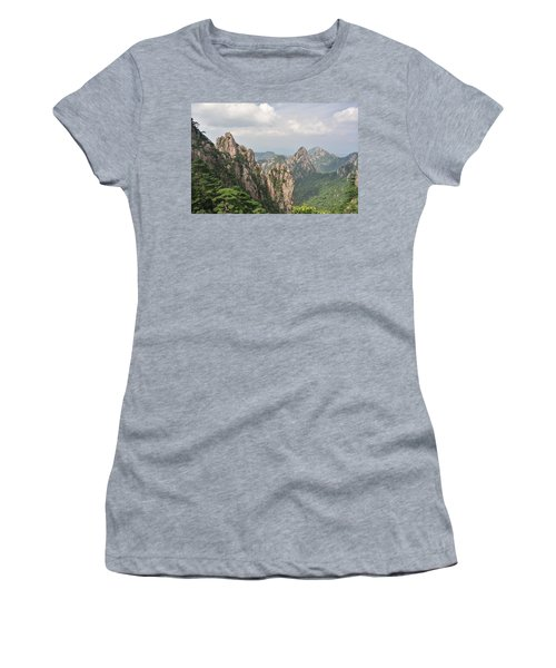 Huangshan Granite 1 Women's T-Shirt