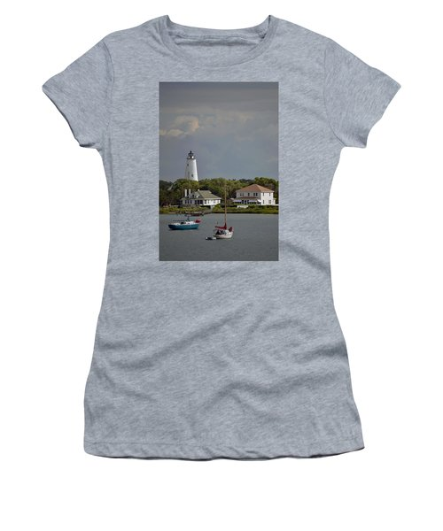 Idle Hours Women's T-Shirt (Athletic Fit)