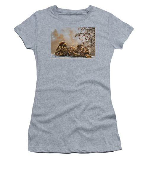 Keeping Company Women's T-Shirt (Athletic Fit)