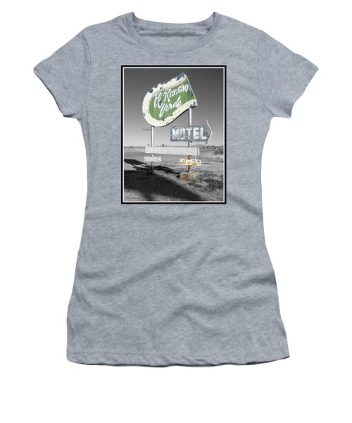 Last Chance Motel Women's T-Shirt