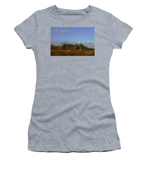 Lifes Field Of Dreams Women's T-Shirt