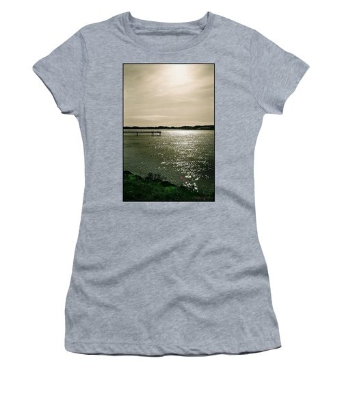 Living On The Edge Women's T-Shirt