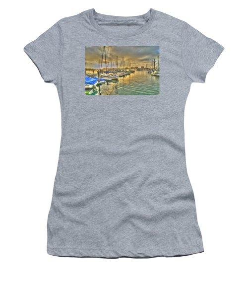 Luv Lane Sunset Women's T-Shirt