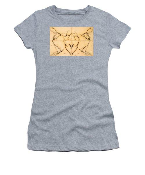 Marble Face Women's T-Shirt