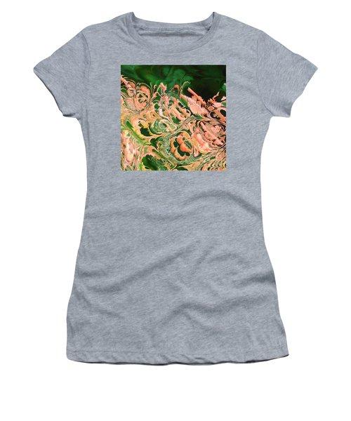 Marbled Women's T-Shirt