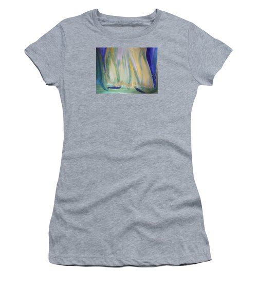 Medieval Dance Women's T-Shirt (Junior Cut) by Judith Desrosiers