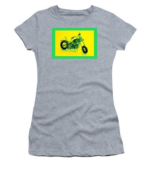 Motorbike 1b Women's T-Shirt