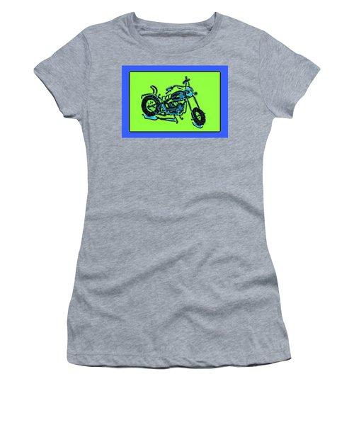 Motorbike 1c Women's T-Shirt