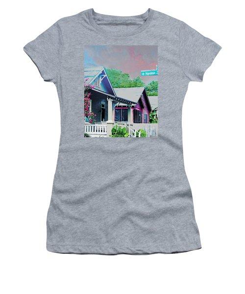Napoleon Street Beauregard Baton Rouge Women's T-Shirt