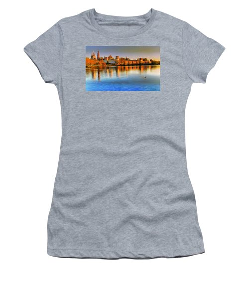 Novodevichy Convent Women's T-Shirt