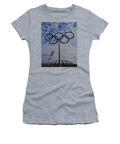 Olympic Stadium Montreal Women's T-Shirt