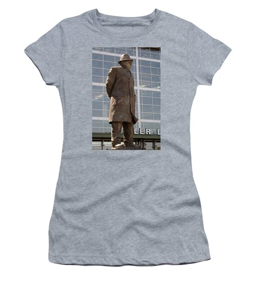 Women's T-Shirt (Junior Cut) featuring the photograph One Of The Greatest by Kay Novy