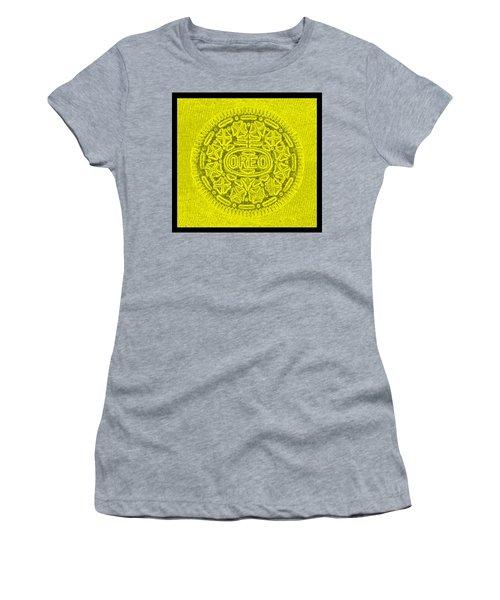 Oreo In Yellow Women's T-Shirt