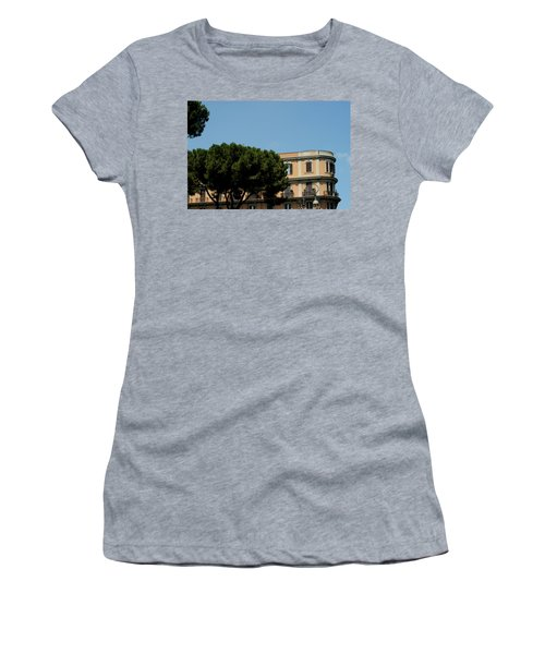 Piazza Cavour Women's T-Shirt