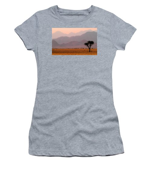 Plain Tree Women's T-Shirt (Athletic Fit)