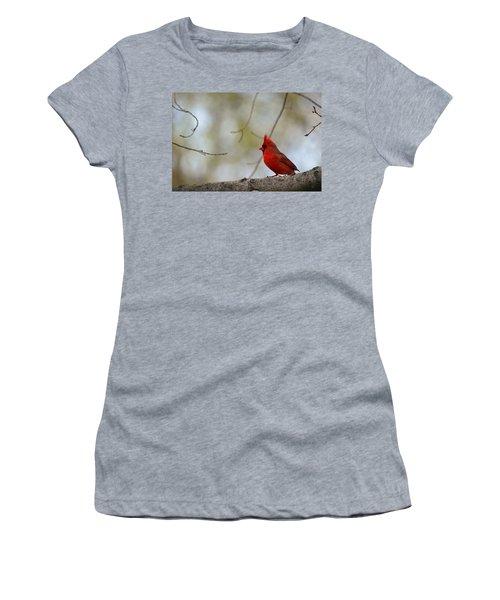 Pop Of Color Women's T-Shirt